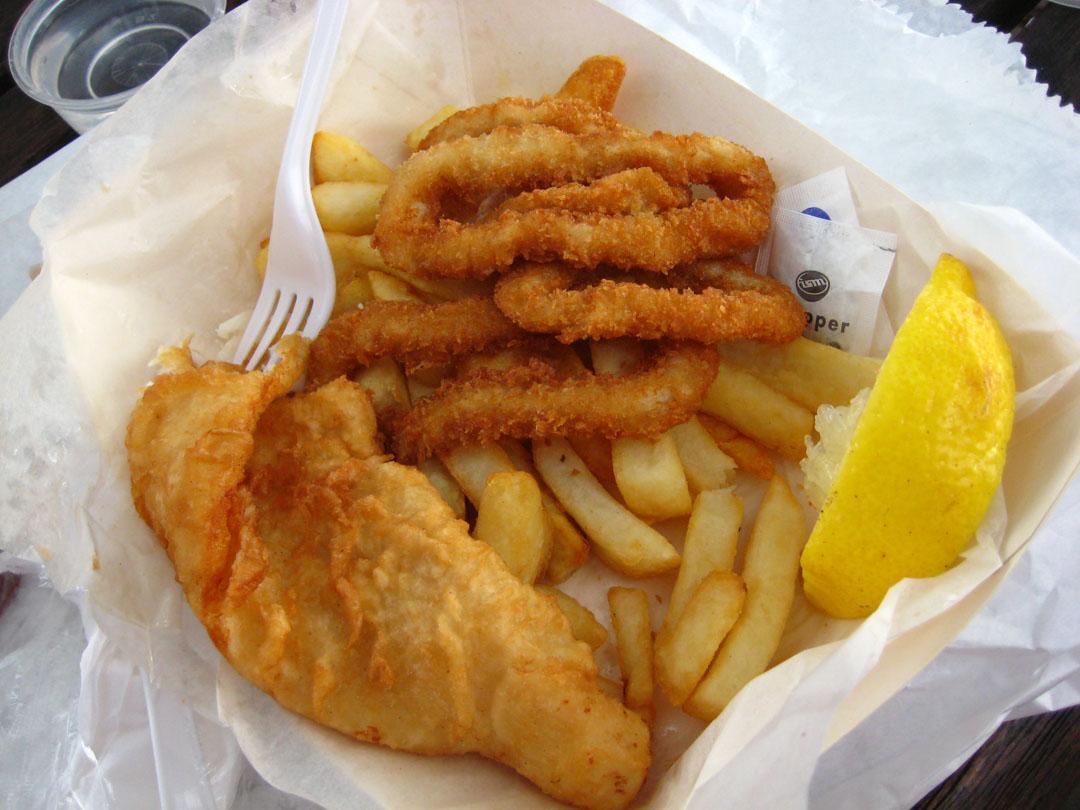 Australia the confined nomad for Australia cuisine