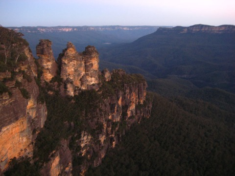 The Three Sisters, Blue Mountains, NSW, Australia
